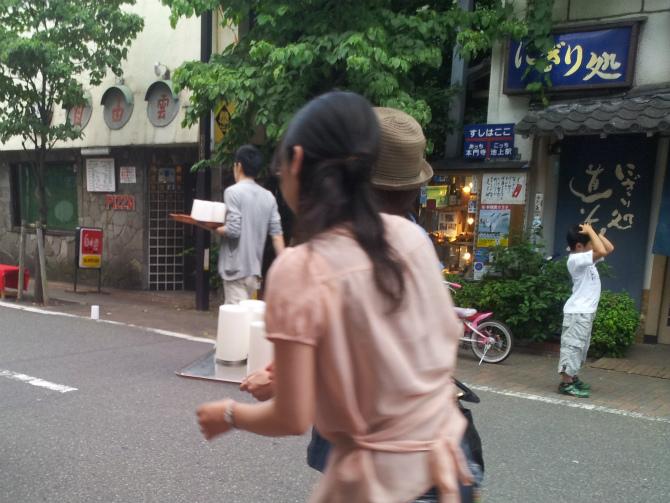 池上本門寺キャンドルナイト 2013-06-15 18.03.57